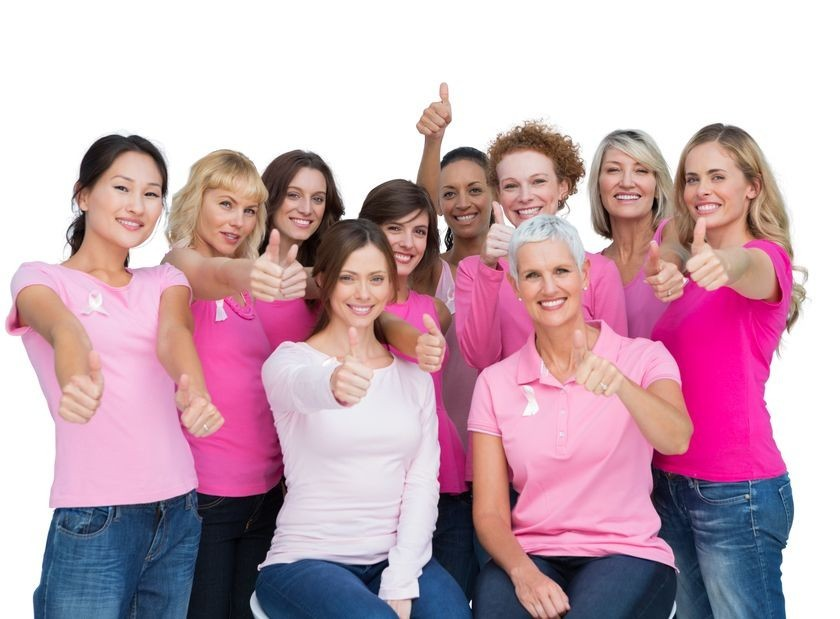 Breast Cancer Awareness Women