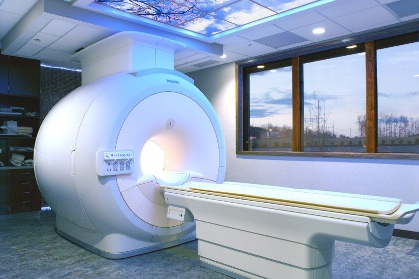 what is a open mri machine