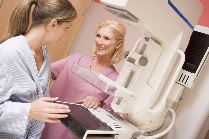 Your Doctor Ordered a Screening Mammogram: Now…