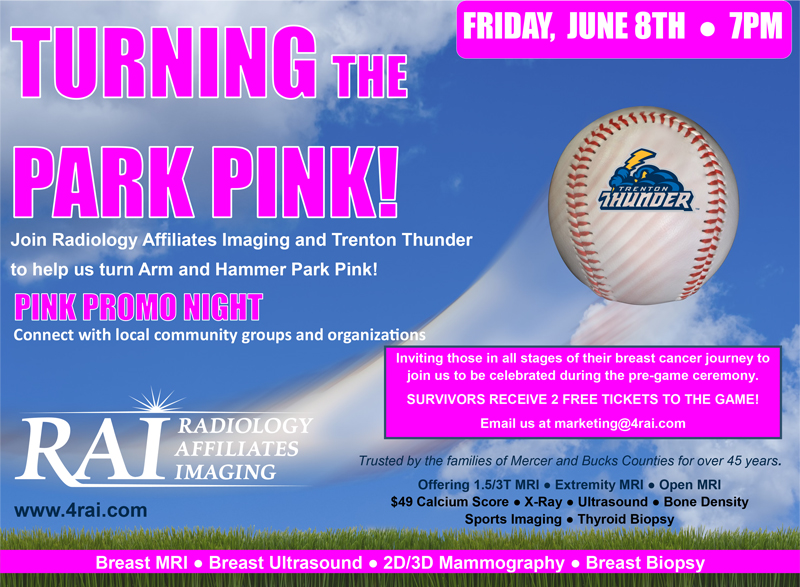 Pink Promo Night: Turning the Park Pink
