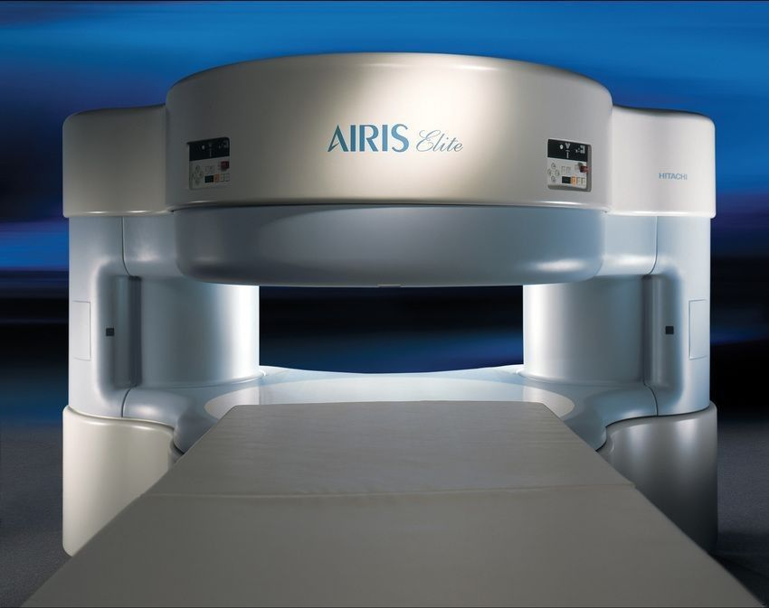 ARRIS Open MRI machine
